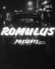 Main title from The Good Die Young (1954) (1).  Romulus presents