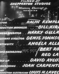 Main title from The Good Die Young (1954) (10)