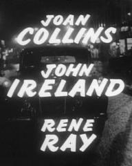 Main title from The Good Die Young (1954) (3).  Joan Collins John Ireland, Rene Ray