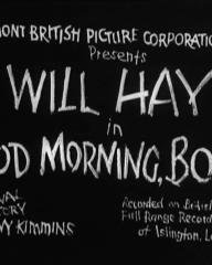 Main title from Good Morning, Boys (1937)