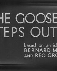 Main title from The Goose Steps Out (1942) (3). Based on an idea by Bernard Miles and Reg Groves