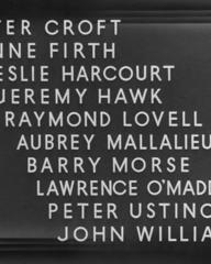 Main title from The Goose Steps Out (1942) (5). Peter Croft Anne Firth, Leslie Harcourt, Jeremy Hawk, Raymond Lovell, Aubrey Mallalieu