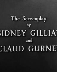 Main title from Green for Danger (1947) (6).  The screenplay by Sidney Gilliat and Claud Gurney