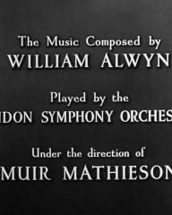 Main title from Green for Danger (1947) (9)