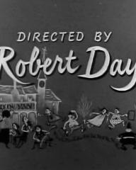 Main title from The Green Man (1956) (12).  Directed by Robert Day