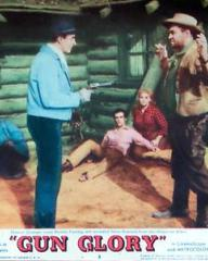 Lobby card from Gun Glory (1957) (3)