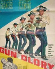 Poster for Gun Glory (1957) (1)