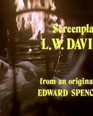 Main title from Hands of the Ripper (1971) (12).  Screenplay by L W Davidson from an original story by Edward Spencer Shew