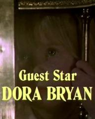 Main title from Hands of the Ripper (1971) (7).  Guest star Dora Bryan