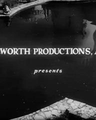 Main title from The Happy Thieves (1961) (1). Hillworth Productions, A G presents