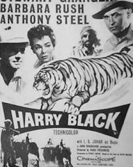 Poster for Harry Black (1958) (1)