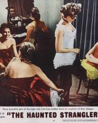 Lobby card from The Haunted Strangler [Grip of the Strangler] (1958) (2)