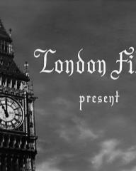 Main title from The Heart of the Matter (1953) (1). London Films present