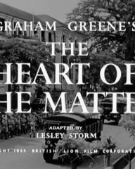 Main title from The Heart of the Matter (1953) (3)
