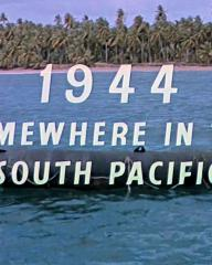 Main title from Heaven Knows, Mr Allison (1957) (14).  1944 somewhere in the South Pacific