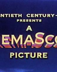 Main title from Heaven Knows, Mr Allison (1957) (2).  Twentieth Century-Fox presents a CinemaScope picture