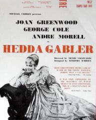 Programme from Hedda Gabler (1960) at the St Martin's Theatre, London (2)