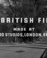 Main title from Hell Drivers (1957) (2).  A British film made at Pinewood Studios London, England