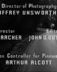 Main title from Hell Drivers (1957) (9)