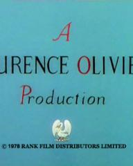 Main title from Henry V (1944) (1).  A Laurence Olivier Production.  Copyright 1978 Rank Film Distributors Limited [this is a print from the 1970s rather than the original 40s]