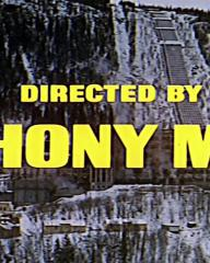 Main title from The Heroes of Telemark (1965) (18). Directed by Anthony Mann