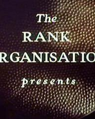 Main title from The High Bright Sun (1965) (1). The Rank Organisation presents