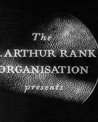Main title from Highly Dangerous (1950) (1).  The J Arthur Rank Organisation presents
