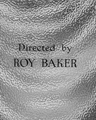 Main title from Highly Dangerous (1950) (12).  Directed by Roy Baker