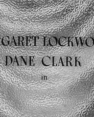 Main title from Highly Dangerous (1950) (3).  Margaret Lockwood Dane Clark in