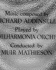 Main title from Highly Dangerous (1950) (8)