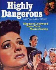 Pressbook for Highly Dangerous (1950) (3)