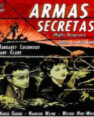 Spanish DVD cover of Highly Dangerous (1950) (1)
