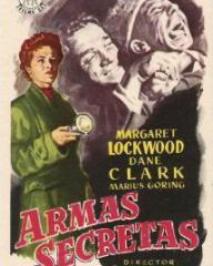 Spanish poster for Highly Dangerous (1950) (1)