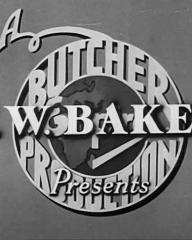 Main title from The Hills of Donegal (1947) (1).  A Butcher Production F W Baker presents