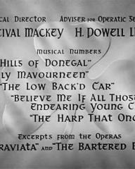 Main title from The Hills of Donegal (1947) (7)