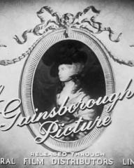 Main title from Holiday Camp (1947) (2).  A Gainsborough Picture released through General Film Distributors Ltd