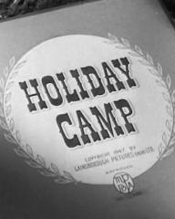 Main title from Holiday Camp (1947) (3)