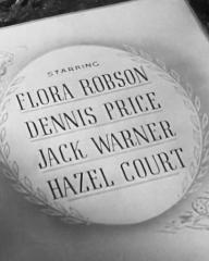 Main title from Holiday Camp (1947) (4).  Starring Flora Robson Dennis Price. Jack Warner Hazel Court