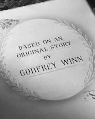 Main title from Holiday Camp (1947) (8).  Based on an original story by Godfrey Winn