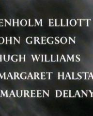 Main title from The Holly and the Ivy (1952) (4).  Denholm Elliott John Gregson, Hugh Williams, Margaret  Halstan, Maureen Delaney