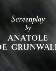 Main title from The Holly and the Ivy (1952) (5).  Screenplay by Anatole de Grunwald