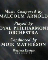 Main title from The Holly and the Ivy (1952) (8)