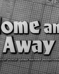 Opening credits from Home and Away (1956) (3)
