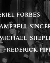 Main title from Home at Seven (1952) (4). Meriel Forbes, Campbell Singer, Michael Shepley, Frederick Piper