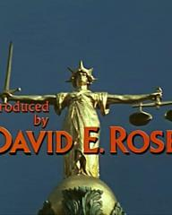 Main title from Hostile Witness (1969) (10). Produced by David E Rose