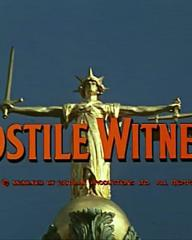 Main title from Hostile Witness (1969) (2)