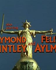 Main title from Hostile Witness (1969) (3). Also starring Raymond Huntley and Felix Aylmer