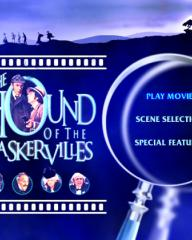 DVD cover of The Hound of the Baskervilles (1977) (3)