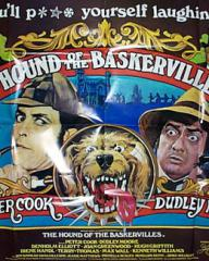 Poster for The Hound of the Baskervilles (1977) (1)