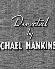 Main title from House Broken (1936) (2).  Directed by Michael Hankinson